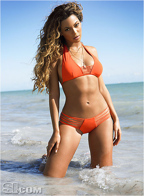 beyonce in sports illustrated